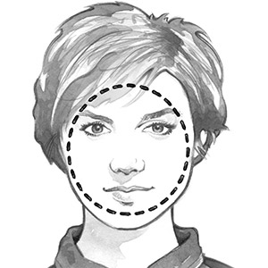 round_face_woman